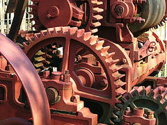 Gears gears cogs bits n pieces